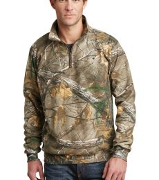 Russell Outdoor RO78Q s Realtree 1/4-Zip Sweatshirt