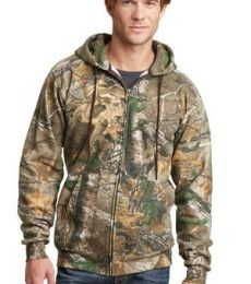 Russell Outdoor RO78ZH s Realtree Full-Zip Hooded Sweatshirt