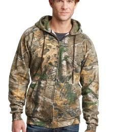 Russell Outdoor RO78ZH s Realtree Full-Zip Hooded Sweatshirt