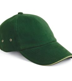CT102 Adams Contrast Heavyweight Brushed Twill Cap