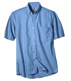 SS46 Dickies Short Sleeve Button Down Oxford