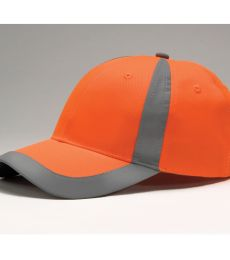 RF102 Adams Reflector High-Visibility Constructed Cap