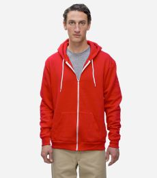 Los Angeles Apparel FF97 Flex Fleece Zip Hoodie