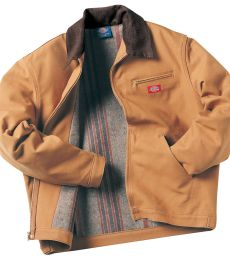 758 Dickies Blanket Lined Duck Jacket