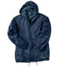 33237 Dickies Adult Fleece-Lined Ripstop Jacket