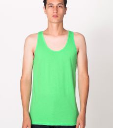 American Apparel BB408 Poly-Cotton Tank