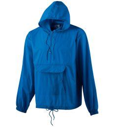 Augusta 3130 Pullover Rain Jacket with Pocket