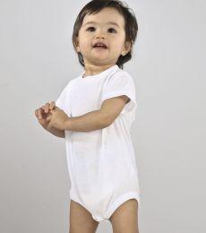 L4610 SubliVie Infant Sublimation Polyester Creeper