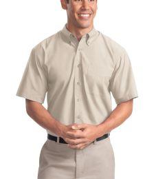 Port Authority Short Sleeve Easy Care  Soil Resistant Shirt S507