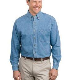Port Authority S600    Long Sleeve Denim Shirt