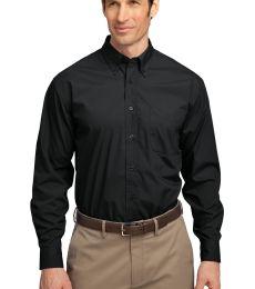 Port Authority Long Sleeve Easy Care  Soil Resistant Shirt S607