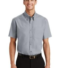 Port Authority Short Sleeve Value Poplin Shirt S633