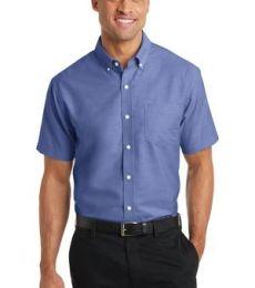 Port Authority S659    Short Sleeve SuperPro   Oxford Shirt