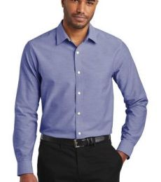 Port Authority Clothing S661 Port Authority  Slim Fit SuperPro  Oxford Shirt