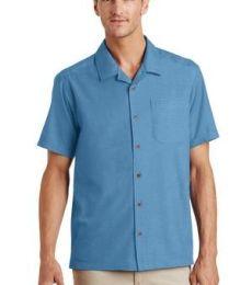 Port Authority S662    Textured Camp Shirt