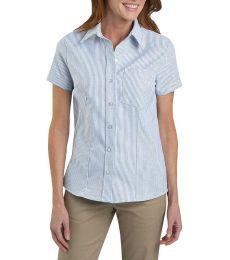 1254 Dickies Womens Short Sleeve Oxford
