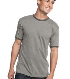 District Young Mens Cotton Ringer Tee DT125