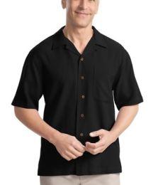 Port Authority Silk Blend Camp Shirt S533