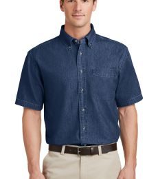 Port  Company Short Sleeve Value Denim Shirt SP11