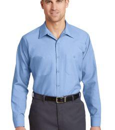 SP14LONG Red Kap - Long Size, Long Sleeve Industrial Work Shirt