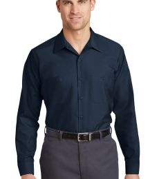 SP14 Red Kap - Long Sleeve Industrial Work Shirt