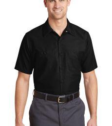 SP24LONG Red Kap - Long Size, Short Sleeve Industrial Work Shirt
