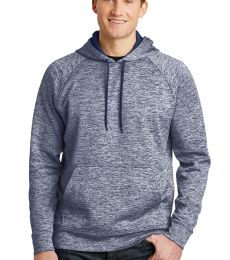 Sport Tek ST225 Sport-Tek PosiCharge Electric Heather Fleece Hooded Pullover