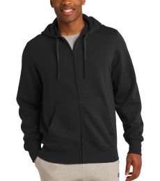 Sport Tek TST258 Sport-Tek Tall Full-Zip Hooded Sweatshirt