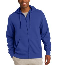 Sport Tek ST258 Sport-Tek Full-Zip Hooded Sweatshirt