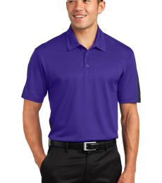 Sport Tek ST695 Sport-Tek PosiCharge Active Textured Colorblock Polo