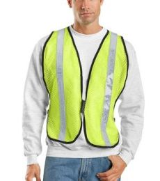 Port Authority SV02    Mesh Enhanced Visibility Vest