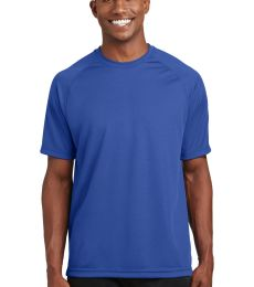 Sport Tek Dry Zone153 Short Sleeve Raglan T Shirt T473
