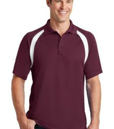 Sport Tek Dry Zone153 Colorblock Raglan Polo T476