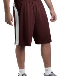 Sport Tek Dry Zone153 Colorblock Short T479