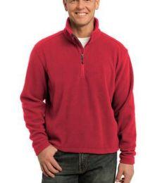 Port Authority TLF218    Tall Value Fleece 1/4-Zip Pullover