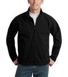 TLJ705 Port Authority® Tall Textured Soft Shell Jacket