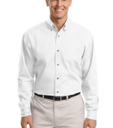 Port Authority TLS600T    Tall Long Sleeve Twill Shirt