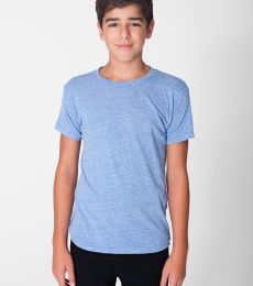 TR201 American Apparel Tri-Blend Youth Tee