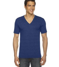 American Apparel TR461 Unisex Tri-Blend V-Neck
