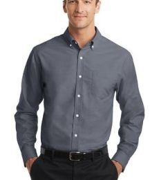 242 TS658 Port Authority Tall SuperPro Oxford Shirt