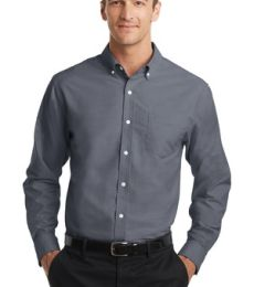 242 TS658 Port Authority Tall SuperPro Oxford Shirt