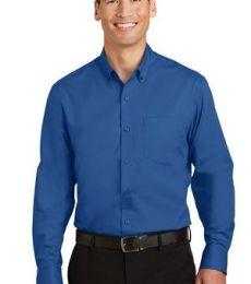 242 TS663 Port Authority Tall SuperPro Twill Shirt