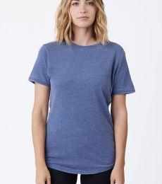 Cotton Heritage W1281 Women's Burnout T-Shirt