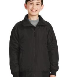 Y328 Port Authority® Youth Charger Jacket