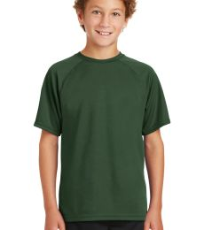 Sport Tek Youth Dry Zone153 Raglan T Shirt Y473