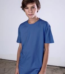 YC1040 Cotton Heritage Youth Cotton Crew T-Shirt