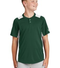 1001 YNEA221 New Era  Youth Diamond Era 2-Button Jersey