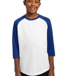 Sport Tek Youth PosiCharge153 Baseball Jersey YST205