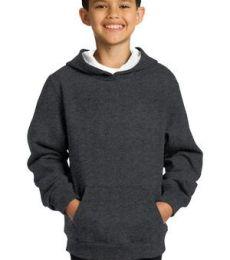 Sport Tek YST254 Sport-Tek Youth Pullover Hooded Sweatshirt