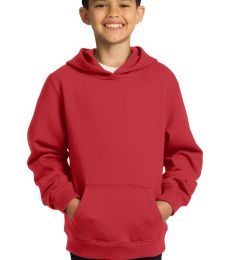 Sport Tek YST254 Sport-Tek Youth Pullover Hooded Sweatshirt
